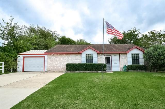 8603 Leawood Boulevard, Houston, TX 77099 (MLS #47009967) :: Texas Home Shop Realty