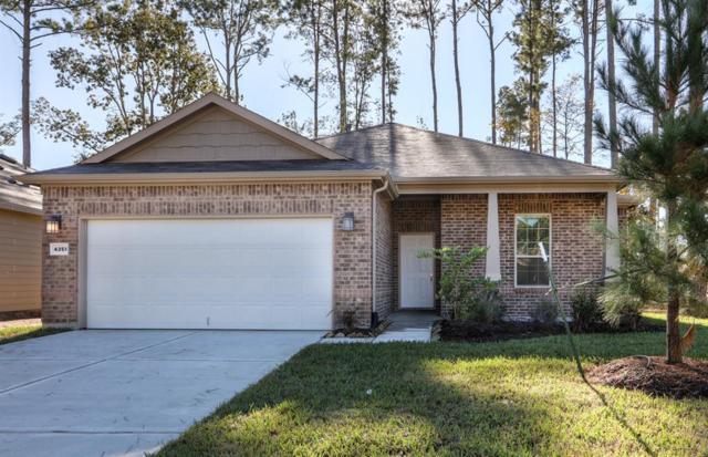 4351 Roaring Timber Drive, Conroe, TX 77304 (MLS #47013387) :: Texas Home Shop Realty