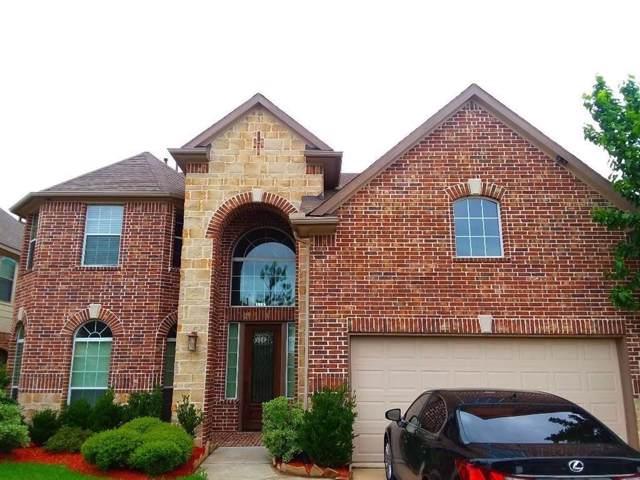 9422 Emerald Lakes Drive, Rosharon, TX 77583 (MLS #47030082) :: Texas Home Shop Realty