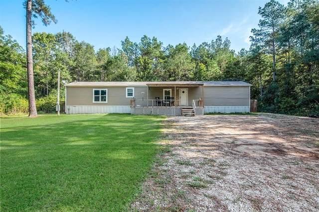 213 Rae Ann Boulevard, Livingston, TX 77351 (MLS #47033164) :: Texas Home Shop Realty