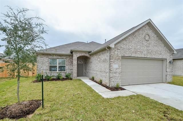 4309 E Bayou Maison Circle, Dickinson, TX 77539 (MLS #47034710) :: Ellison Real Estate Team