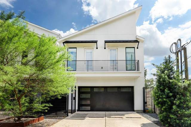 1409 Vermont Street, Houston, TX 77006 (MLS #47037366) :: The Home Branch