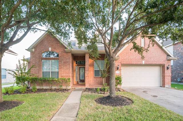 2307 Da Vinci Drive, Pearland, TX 77581 (MLS #47045741) :: Bay Area Elite Properties