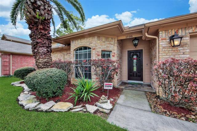 1506 Caraquet Drive, Spring, TX 77386 (MLS #47046565) :: Giorgi Real Estate Group