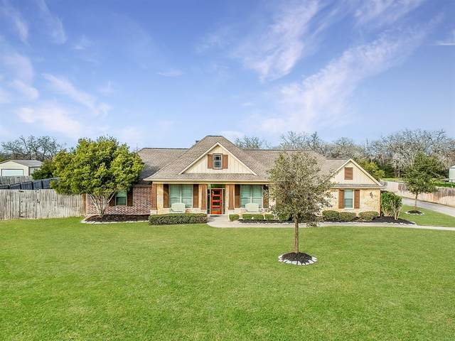 5272 High Meadow Trail, College Station, TX 77845 (MLS #47054729) :: The Sansone Group