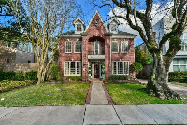 6007 Lake Street, West University Place, TX 77005 (MLS #47064765) :: Caskey Realty