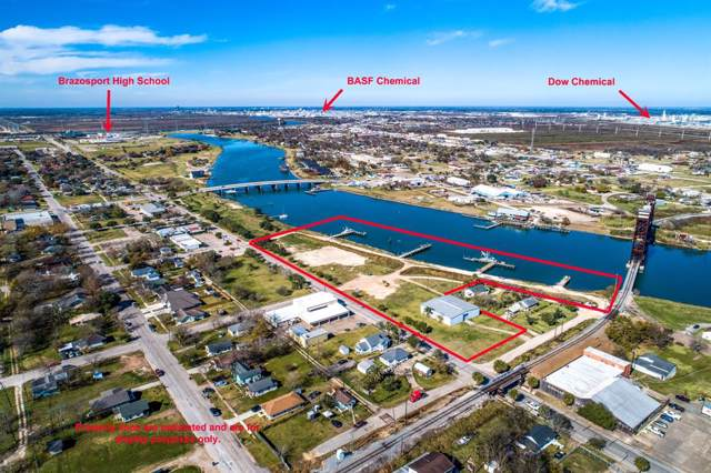 710 W 2nd Street, Freeport, TX 77541 (MLS #47072855) :: The SOLD by George Team