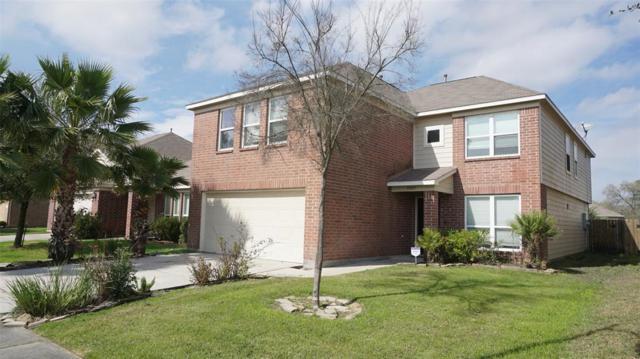 15823 Acorn Clearing Path, Houston, TX 77044 (MLS #47085742) :: The Kevin Allen Jones Home Team