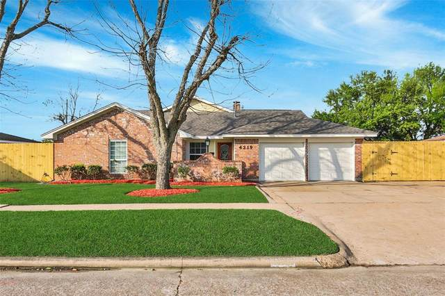 4219 Bethel Boulevard, Houston, TX 77092 (MLS #47091261) :: Giorgi Real Estate Group