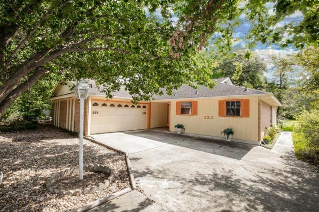 332 Rolling Hills Drive W, Conroe, TX 77304 (MLS #47101115) :: Giorgi Real Estate Group