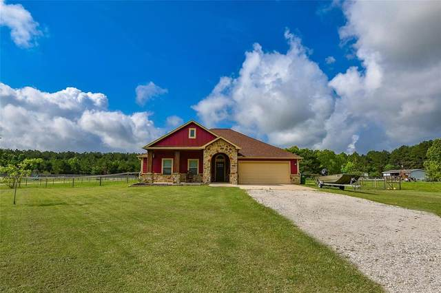 70 County Road 2270-5, Cleveland, TX 77327 (#47108174) :: ORO Realty