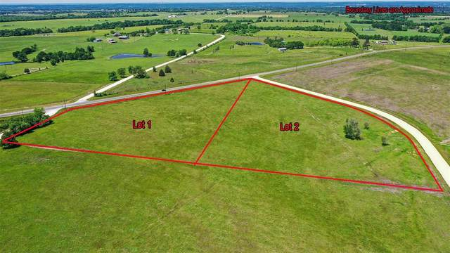 Lot 2 Anderson Ridge Ln, Anderson, TX 77830 (MLS #4711558) :: The Sansone Group