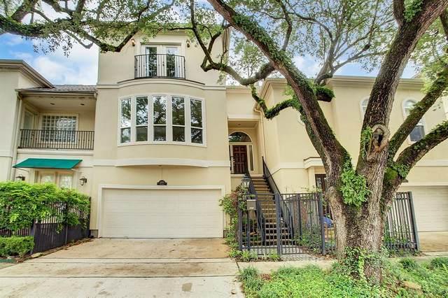 4420 Mandell, Houston, TX 77006 (MLS #47119684) :: Green Residential