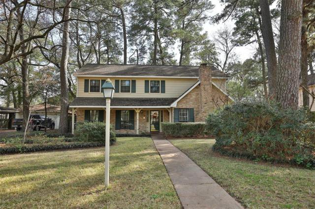 7907 Oak Moss Drive, Spring, TX 77379 (MLS #47128059) :: Caskey Realty