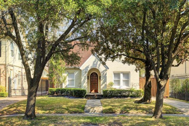 4819 Mandell Street, Houston, TX 77006 (MLS #47132748) :: Christy Buck Team