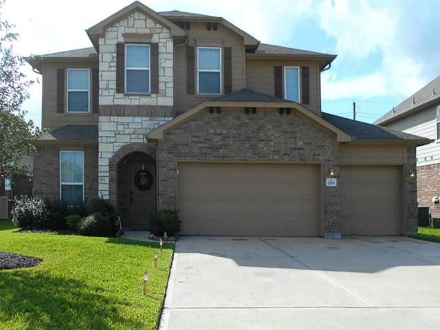 2526 Tiger Eye Drive, Rosharon, TX 77583 (MLS #47161313) :: NewHomePrograms.com LLC