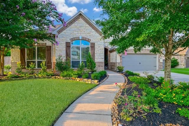 28538 Hunters Shore Drive, Katy, TX 77494 (MLS #47161659) :: The Property Guys