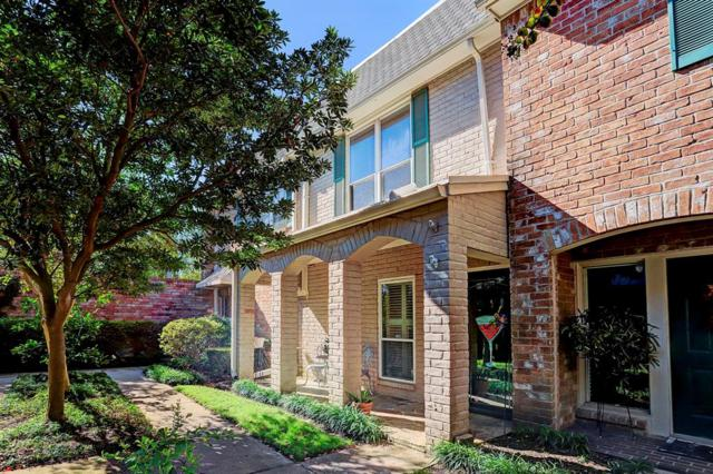 2232 S Piney Point Road #110, Houston, TX 77063 (MLS #4716444) :: Texas Home Shop Realty