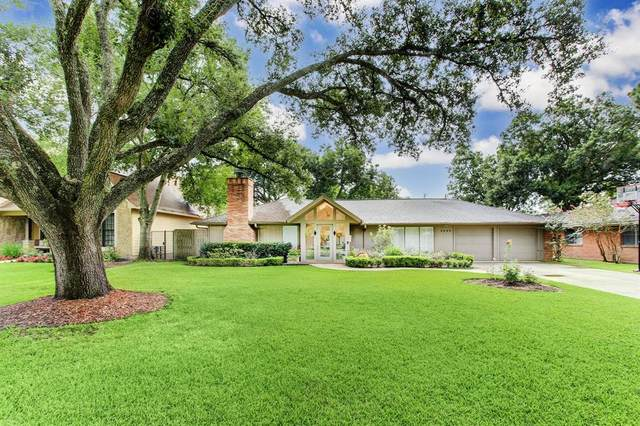 5225 Holly Street, Bellaire, TX 77401 (MLS #47171285) :: The Bly Team