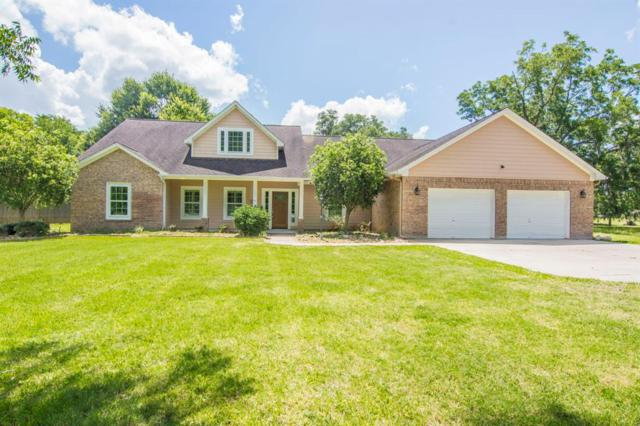 519 Mill Road, Angleton, TX 77515 (MLS #47171699) :: Magnolia Realty