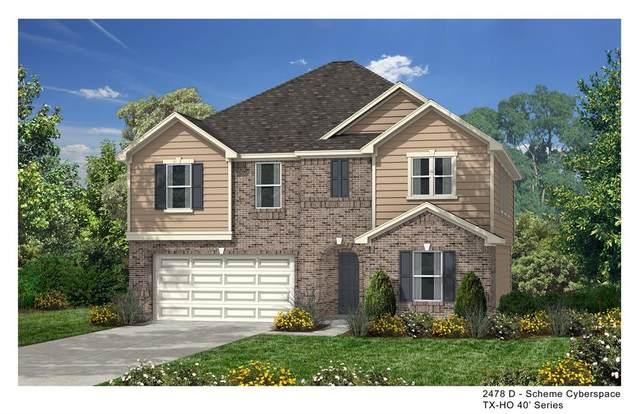 8707 Cimarron Falls Court, Magnolia, TX 77354 (MLS #47182887) :: The Sansone Group