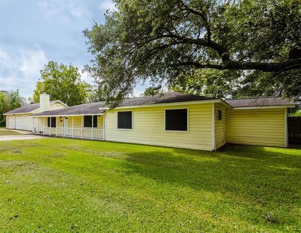 1316 Avenue K, South Houston, TX 77587 (MLS #47183054) :: Keller Williams Realty