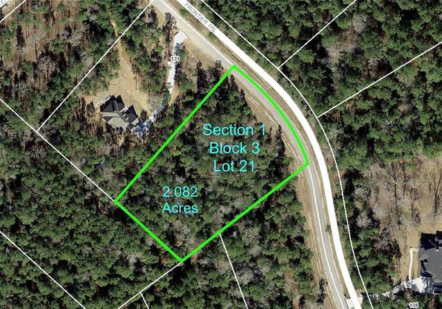 1-3-21 Frontier Trail, Huntsville, TX 77340 (MLS #47197094) :: The Bly Team