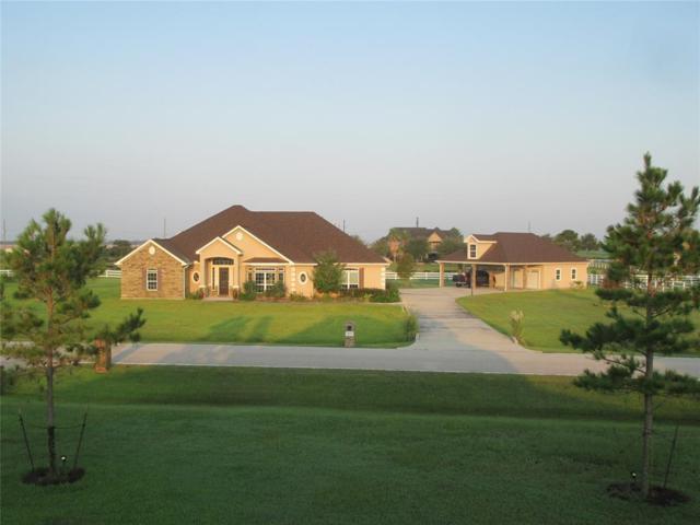 4627 Silhouette Drive, Katy, TX 77493 (MLS #47197418) :: See Tim Sell