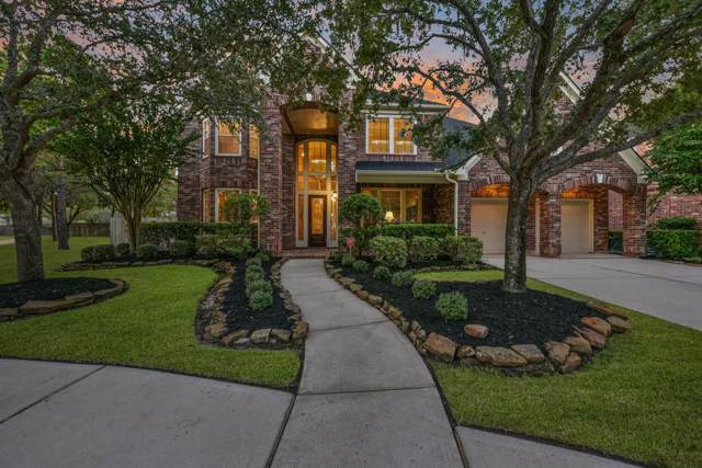 25518 Rocky Walk Court, Katy, TX 77494 (MLS #47212314) :: Guevara Backman
