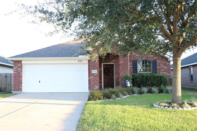 831 Shenandoah Falls Lane, Rosenberg, TX 77469 (MLS #47223048) :: Team Sansone