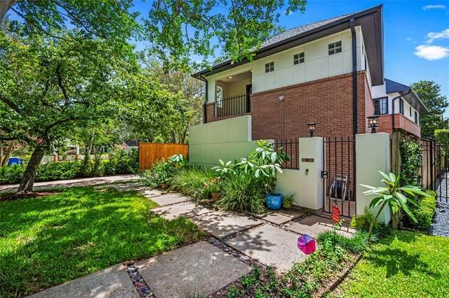6440 Sewanee Street, Houston, TX 77005 (MLS #47227170) :: NewHomePrograms.com LLC