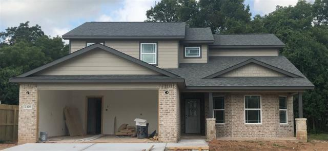 2426 Ridgewood Drive, West Columbia, TX 77486 (MLS #47228388) :: The SOLD by George Team