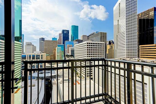 1211 Caroline #1508, Houston, TX 77002 (MLS #47230244) :: The SOLD by George Team