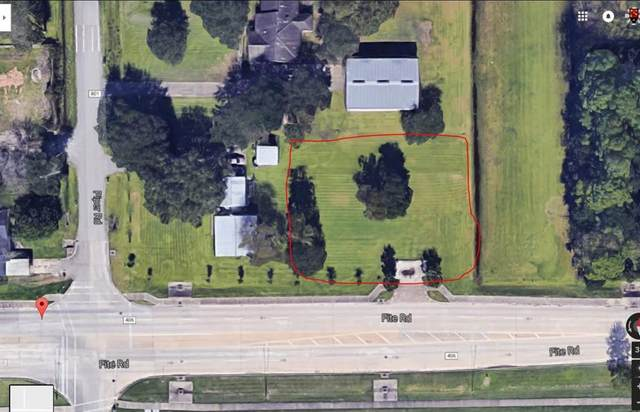 0 Fite County Road 91, Pearland, TX 77581 (MLS #47235143) :: Michele Harmon Team