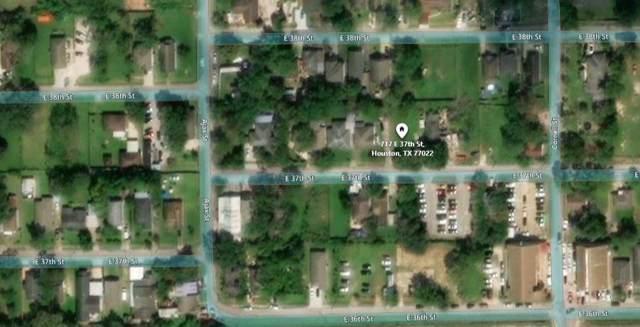 717 E 37th, Houston, TX 77022 (MLS #47235656) :: Caskey Realty