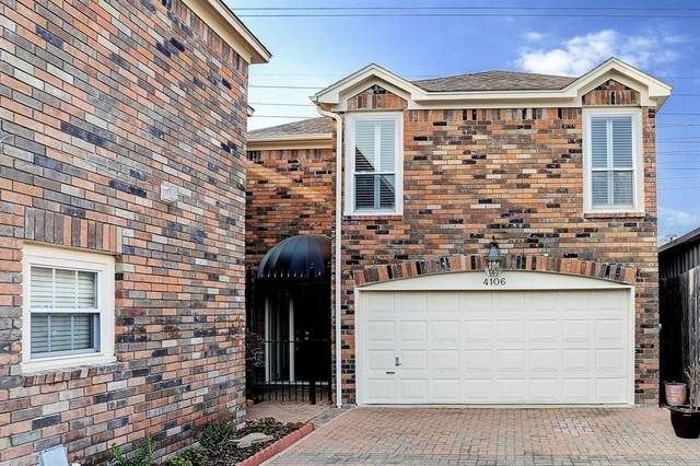 4106 Childress Street, Houston, TX 77005 (MLS #47241322) :: The SOLD by George Team