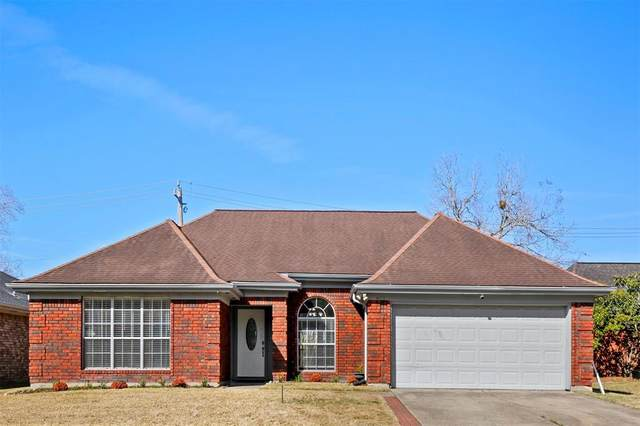 4610 Stonemede Drive, Friendswood, TX 77546 (MLS #47250554) :: The SOLD by George Team