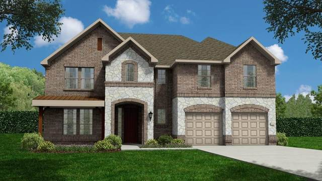 435 Round Lake Drive, Rosenberg, TX 77469 (MLS #47260749) :: The Sansone Group