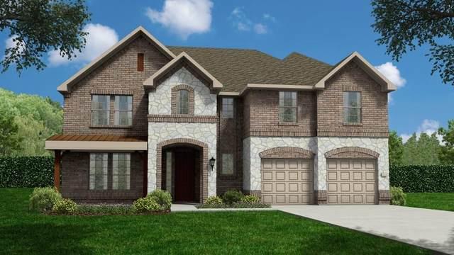 435 Round Lake Drive, Rosenberg, TX 77469 (MLS #47260749) :: Christy Buck Team