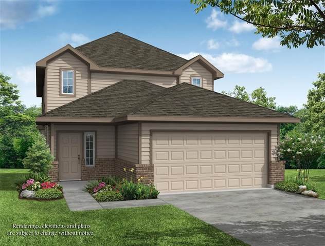 25123 Bells Canyon Drive, Porter, TX 77365 (MLS #47264120) :: The Bly Team