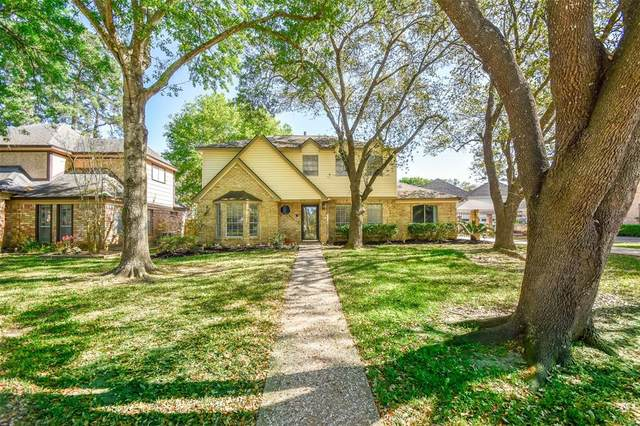 15710 T C Jester Boulevard, Houston, TX 77068 (#47268610) :: ORO Realty