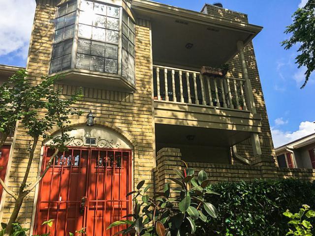 7350 Kirby Drive #1, Houston, TX 77030 (MLS #47270045) :: Giorgi Real Estate Group