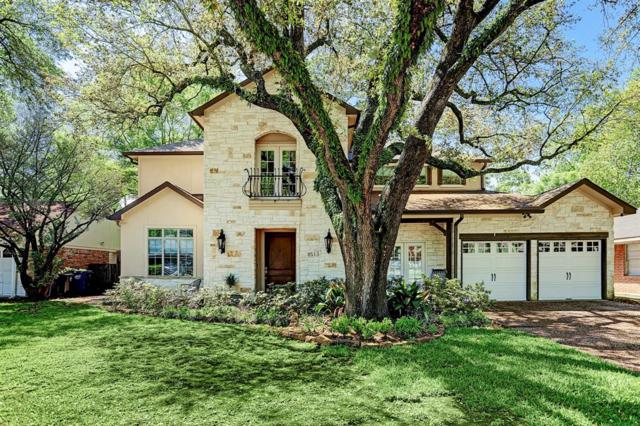 8513 Merlin Drive, Spring Valley Village, TX 77055 (MLS #4728029) :: Texas Home Shop Realty