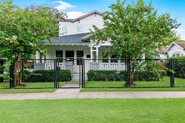 612 Cordell Street, Houston, TX 77009 (MLS #47293450) :: Caskey Realty