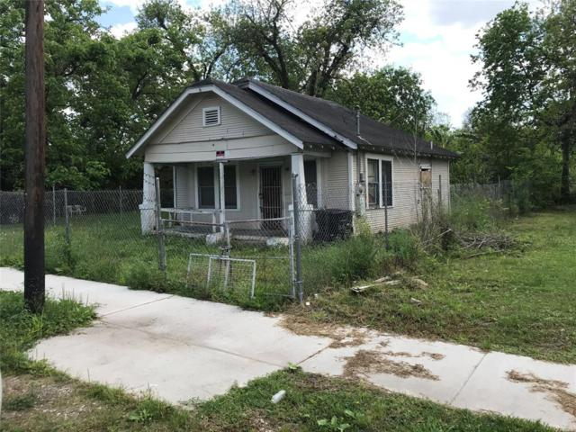 3314 Webster Street, Houston, TX 77004 (MLS #47297532) :: Texas Home Shop Realty