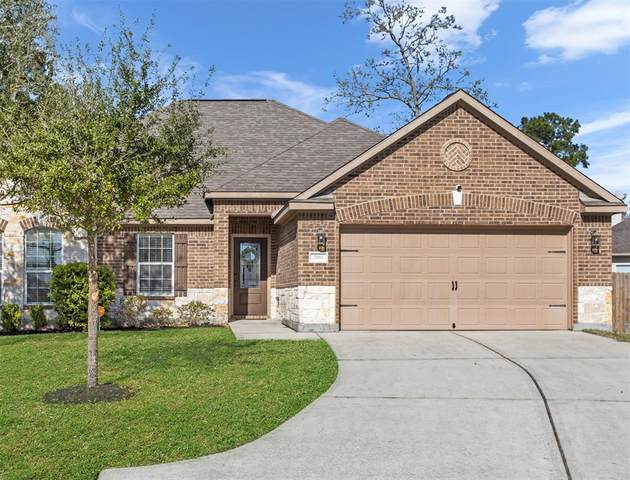 2001 Clatt Way, Conroe, TX 77301 (MLS #47299954) :: The Home Branch