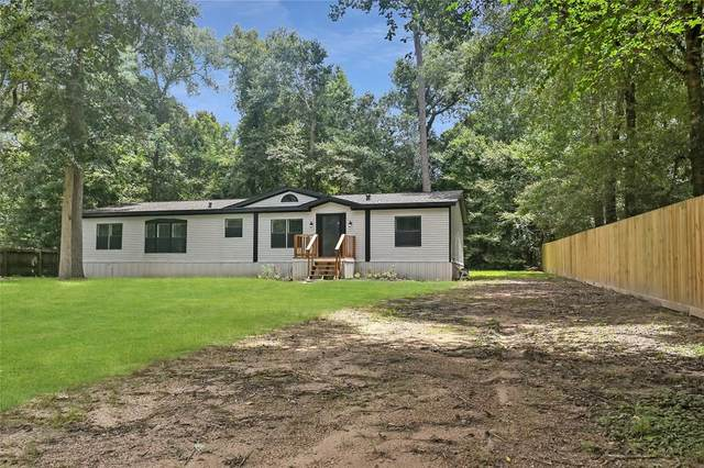 11081 Timber Road, Cleveland, TX 77328 (MLS #47307531) :: The SOLD by George Team