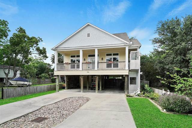 906 Dogwood Road, Clear Lake Shores, TX 77565 (MLS #47308980) :: The Queen Team