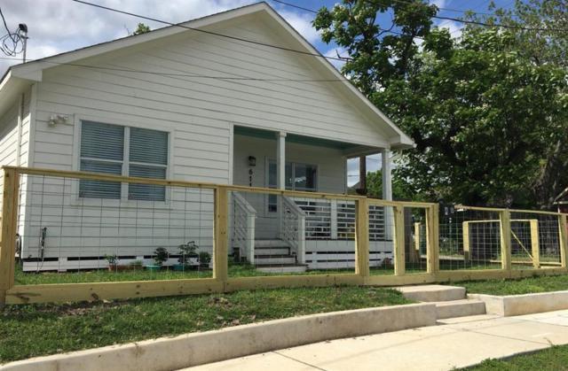 611 Burnett Street, Houston, TX 77009 (MLS #47314153) :: Connect Realty