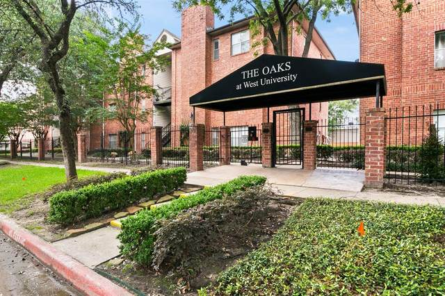 4041 Law Street #404, Houston, TX 77005 (MLS #4732254) :: Connect Realty